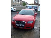 FOR SALE!! Audi A3 S-line 2.0l diesel automatic FOR SALE!! £2800!!