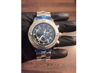 Breitling watch metal strap