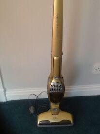 Rechargeable light cleaning vacuum AEG suitable for hard floors, caravan, car, boat etc