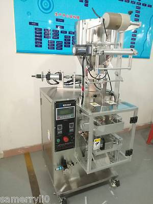 High Temperature Tomato Paste/Sesame Paste Machine in Four-side Seal Sachet for sale  Shipping to Nigeria