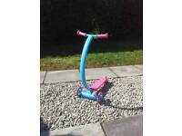 Zycom Cruz Scooter Blue and Pink