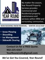 Halifax  snow removal Residential and commercial