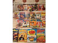 Comic Annuals