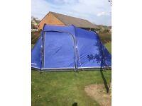 Vango Odyssey 500 tent as new