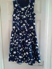 Beautiful dress from Marks&Spencers, nearly new age 11