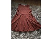 Daya london rusty dress size 14