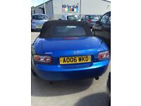 Mazda MX5 2L Soft Top In Immaculate Condition