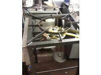 Stock pot boilers