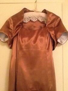 beautiful HIGH/LOW dress.