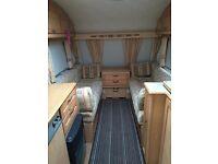 Elddis Avante 482 Caravan 2001 WINTER PRICE