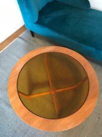 Astro coffee table mid century g plan