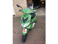 *Moped sale* Peugeot Speedfight 2 *Perfect scooter for 16 year olds*