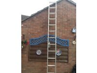 Aluminium Double Ladder