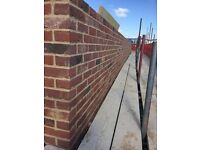 Hodcarrier needed Waltham Abbey also Bricklayers wanted. Price work or Daywork. Immediate start