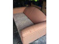 Habitat 3 Seater Sofa - excellent condition