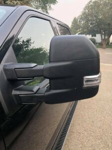 2015-2018 Ford F-150 Tow mirrors. Trade for XLT/Sport