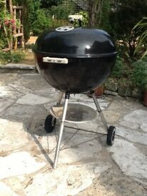 Webber charcoal 52cm barbecue for sale
