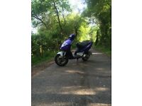Selling my piaggio nrg mc3
