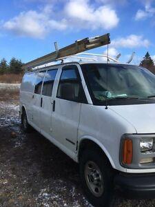 1997 GMC  1 Ton Van