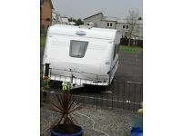 Hobby Prestige 2004/560UFE 4 berth Caravan For Sale contact Barry 07506729105 after 5pm