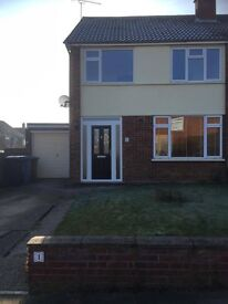 East Ipswich - excellent 3 bed family home, fully refurbished, off road parking, secure garden.
