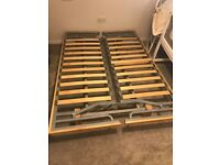 Double Futon Bed Frame