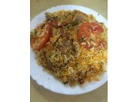 KARACHI TIFFIN SERVICES 100% HALAL FOOD