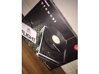GPO Flight Vinyl/Record Player