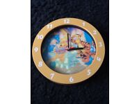 Winnie the Pooh clock £5