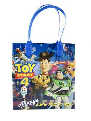 New Toy Story 4 Goody Bags Birthday Party Favors Gift Loot Bags (6pc)