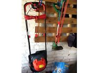 Grass trimmer and lawn mower SOLD PENDING COLLECTION
