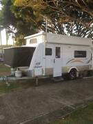 Jayco 16.49 Expanda Outback with Bunks Collingwood Park Ipswich City Preview