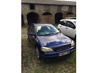 Vauxhall Astra 1.6 2003 Spares or Repair