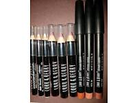 Lipglosses and lipsticks all new