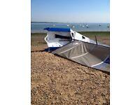 Cherub dinghy 2656