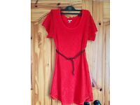 Red Ecotè Dress
