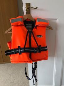 Baltic child's life jacket 15-30 kg model 1240