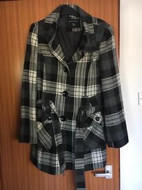 Ladies Dorothy Perkins Coat
