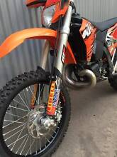2010 KTM 250 EXC Maraylya The Hills District Preview