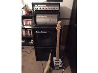 Musicman Big Al bass guitar