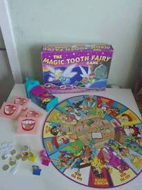 The Toothfairy Game