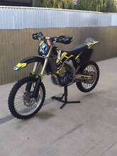 2006 yz450f 60th anniversary edition Tumut Tumut Area Preview