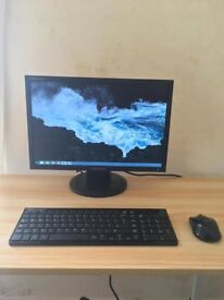 """Samsung SyncMaster 941BW 19"""" Widescreen LCD Desktop PC Monitor (2 for Sale)"""