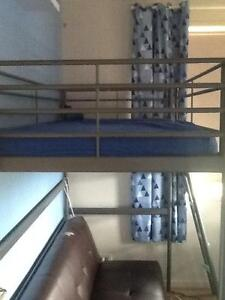 Steel frame Bunk bed Beenleigh Logan Area Preview