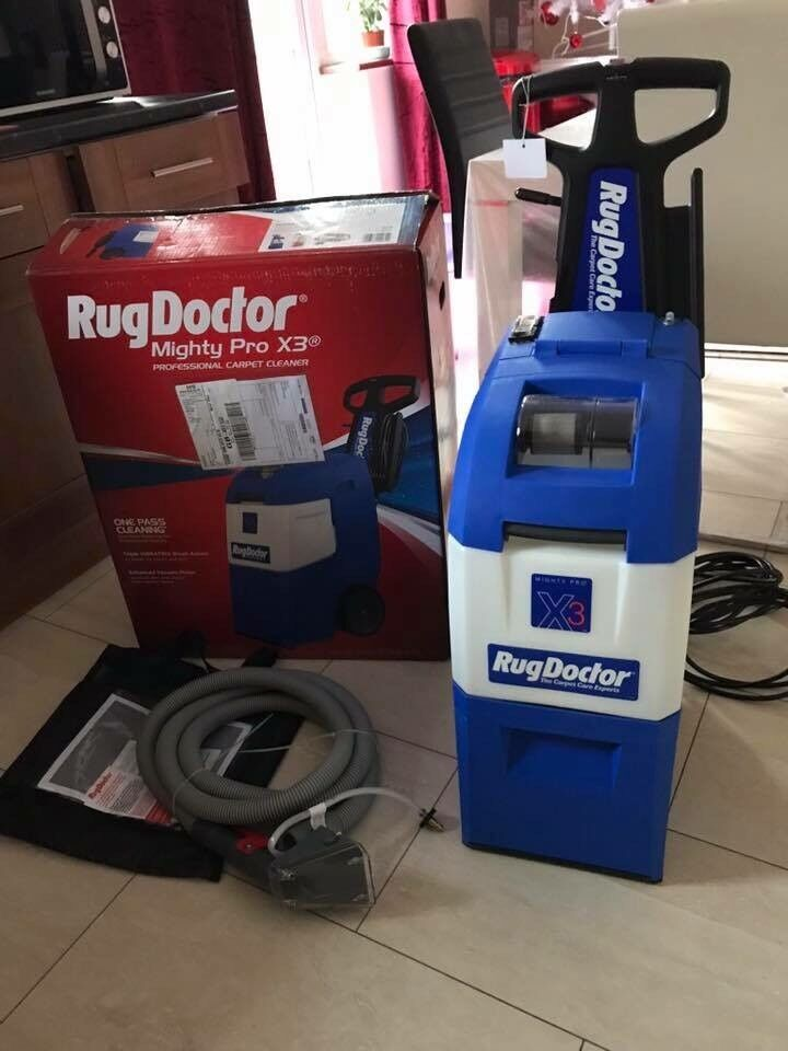 Rug Doctor Carpet Cleaner Hire