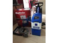 Rug Doctor carpet cleaner hire