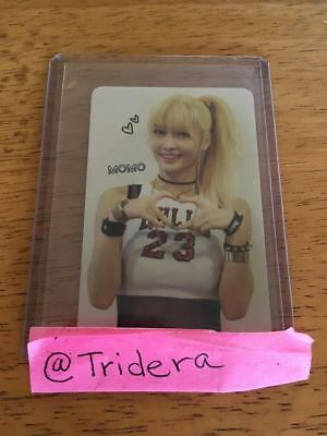 Twice The Story Begins 1st Mini Album Momo Adult Photo Card KPOP Official ONCE