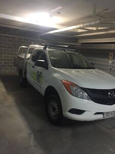 2014 Mazda BT50 Ute diesel turbo 3.2L freestyle cab trade ute Gymea Sutherland Area Preview