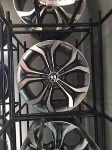 """""""20"""" BMW X5 Rims & Tyres Campbellfield Hume Area Preview"""