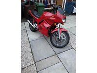 1992 yamaha diversion 600cc ride away